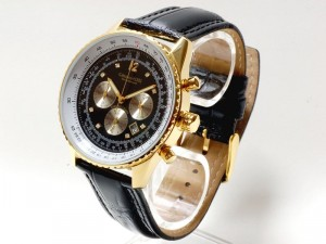 Defcon Diamond Gold BLACK, (Vergoldet), Calvaneo 1583